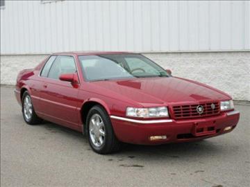 2001 Cadillac Eldorado for sale in Muskegon, MI