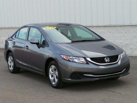 2013 honda civic for sale in muskegon mi. Black Bedroom Furniture Sets. Home Design Ideas