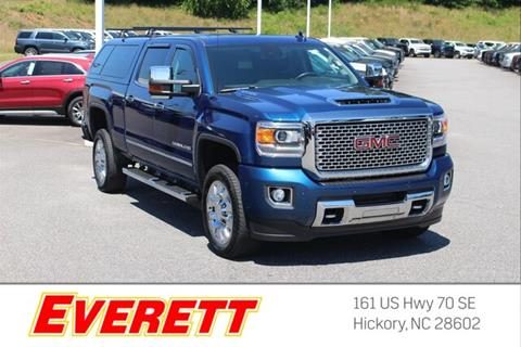 2017 GMC Sierra 2500HD for sale in Hickory, NC