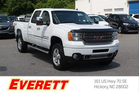2011 GMC Sierra 2500HD for sale in Hickory, NC