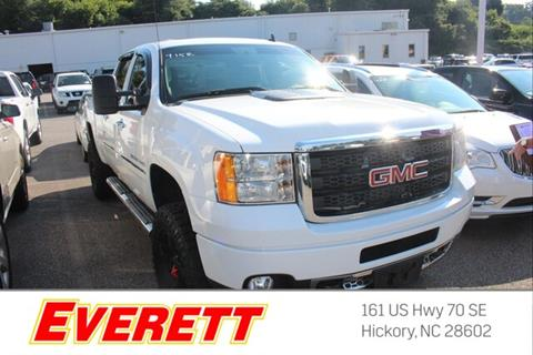 2014 GMC Sierra 2500HD for sale in Hickory, NC