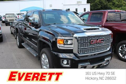 2019 GMC Sierra 2500HD for sale in Hickory, NC