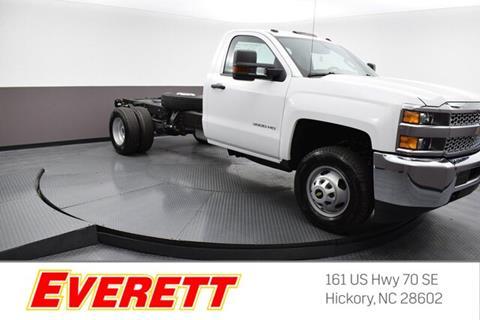 2019 Chevrolet Silverado 3500HD CC for sale in Hickory, NC