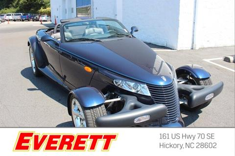 2001 Chrysler Prowler for sale in Hickory, NC