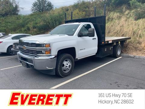 2016 Chevrolet Silverado 3500HD for sale in Hickory, NC