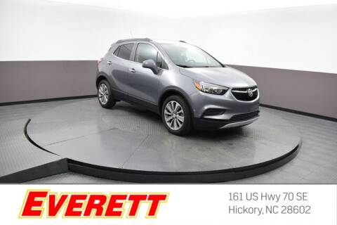 2020 Buick Encore for sale at Everett Chevrolet Buick GMC in Hickory NC