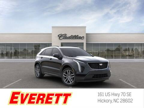 2020 Cadillac XT4 for sale at Everett Chevrolet Buick GMC in Hickory NC