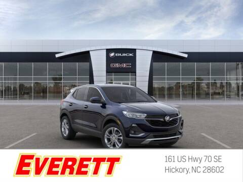 2020 Buick Encore GX for sale at Everett Chevrolet Buick GMC in Hickory NC