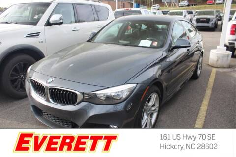 2015 BMW 3 Series 328i xDrive Gran Turismo for sale at Everett Chevrolet Buick GMC in Hickory NC