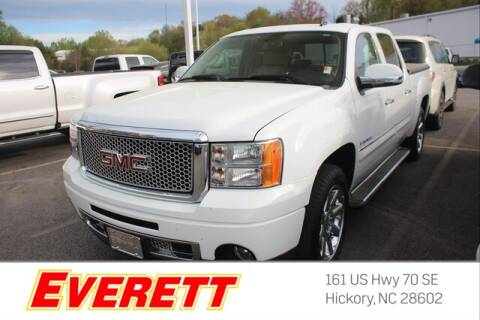 2008 GMC Sierra 1500 Denali for sale at Everett Chevrolet Buick GMC in Hickory NC