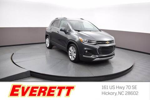 2020 Chevrolet Trax for sale at Everett Chevrolet Buick GMC in Hickory NC