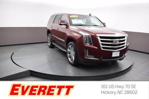 2020 Cadillac Escalade for sale at Everett Chevrolet Buick GMC in Hickory NC