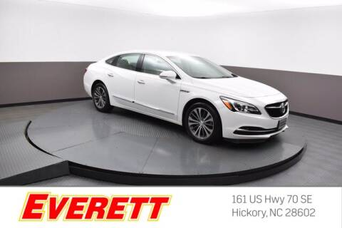 2017 Buick LaCrosse for sale at Everett Chevrolet Buick GMC in Hickory NC
