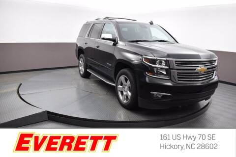 2020 Chevrolet Tahoe for sale at Everett Chevrolet Buick GMC in Hickory NC