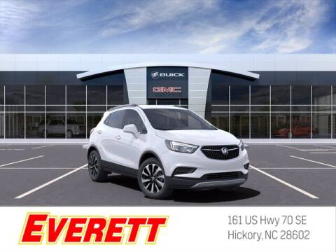 2021 Buick Encore for sale at Everett Chevrolet Buick GMC in Hickory NC