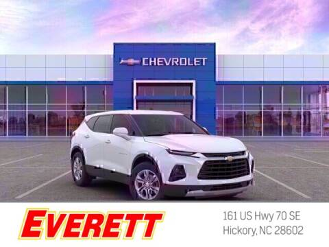 2020 Chevrolet Blazer for sale at Everett Chevrolet Buick GMC in Hickory NC