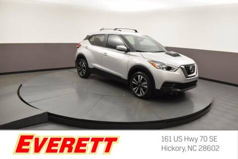 2019 Nissan Kicks for sale at Everett Chevrolet Buick GMC in Hickory NC