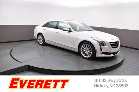 2017 Cadillac CT6 for sale at Everett Chevrolet Buick GMC in Hickory NC