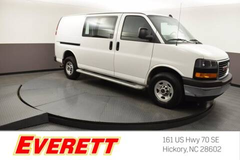 2019 GMC Savana Cargo for sale at Everett Chevrolet Buick GMC in Hickory NC