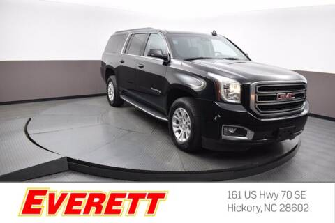 2019 GMC Yukon XL for sale at Everett Chevrolet Buick GMC in Hickory NC