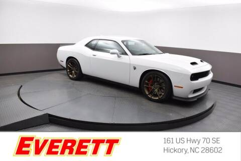 2019 Dodge Challenger for sale at Everett Chevrolet Buick GMC in Hickory NC