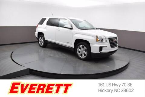 2017 GMC Terrain for sale at Everett Chevrolet Buick GMC in Hickory NC