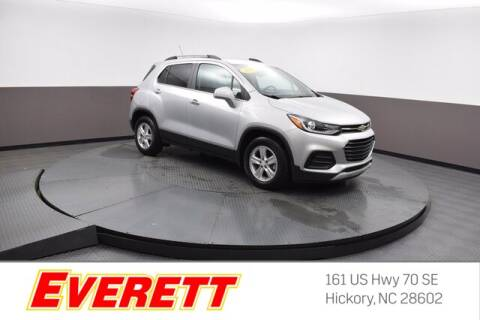2018 Chevrolet Trax for sale at Everett Chevrolet Buick GMC in Hickory NC