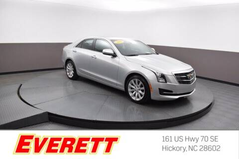 2018 Cadillac ATS for sale at Everett Chevrolet Buick GMC in Hickory NC