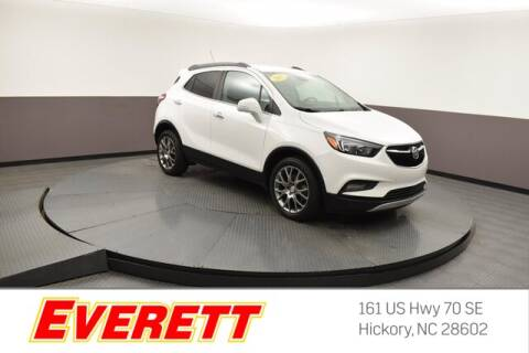 2017 Buick Encore for sale at Everett Chevrolet Buick GMC in Hickory NC