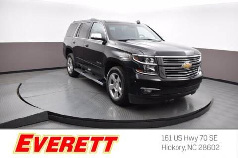 2019 Chevrolet Tahoe for sale at Everett Chevrolet Buick GMC in Hickory NC