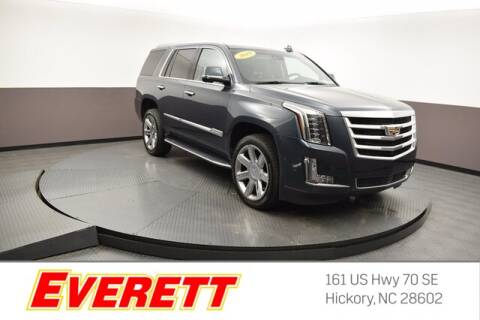2019 Cadillac Escalade for sale at Everett Chevrolet Buick GMC in Hickory NC