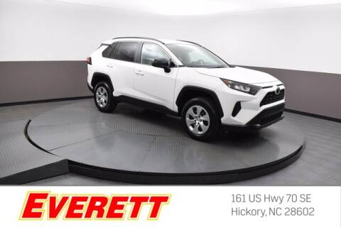 2019 Toyota RAV4 for sale at Everett Chevrolet Buick GMC in Hickory NC