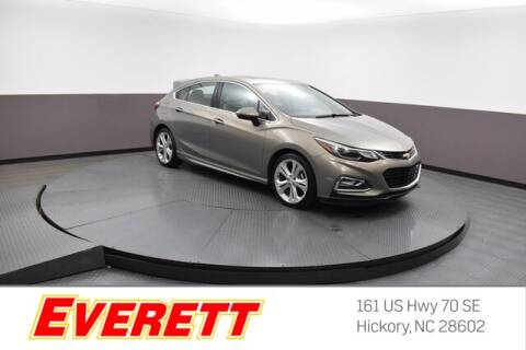 2017 Chevrolet Cruze for sale at Everett Chevrolet Buick GMC in Hickory NC