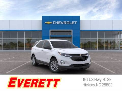 2020 Chevrolet Equinox for sale at Everett Chevrolet Buick GMC in Hickory NC
