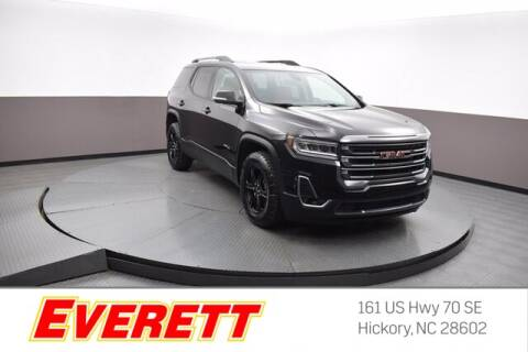 2020 GMC Acadia for sale at Everett Chevrolet Buick GMC in Hickory NC