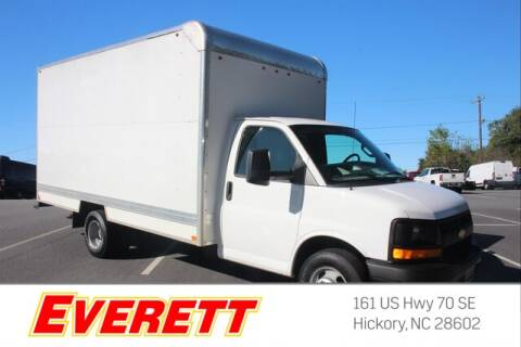 2016 Chevrolet Express Cutaway for sale at Everett Chevrolet Buick GMC in Hickory NC