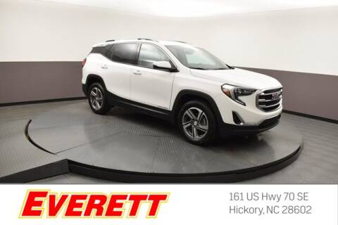 2018 GMC Terrain for sale at Everett Chevrolet Buick GMC in Hickory NC