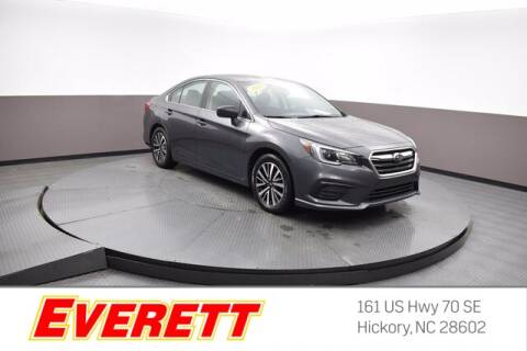 2019 Subaru Legacy for sale at Everett Chevrolet Buick GMC in Hickory NC