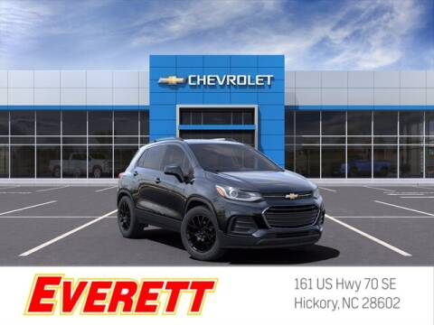 2021 Chevrolet Trax for sale at Everett Chevrolet Buick GMC in Hickory NC