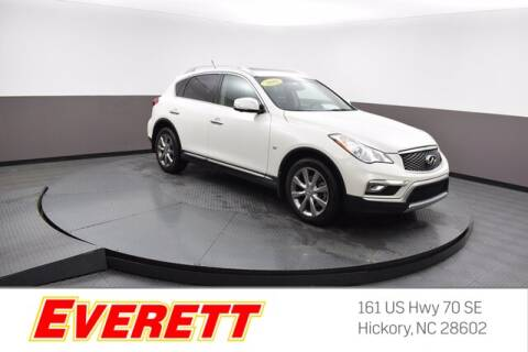 2016 Infiniti QX50 for sale at Everett Chevrolet Buick GMC in Hickory NC