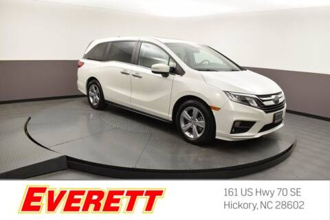 2020 Honda Odyssey for sale at Everett Chevrolet Buick GMC in Hickory NC