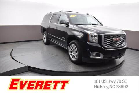 2020 GMC Yukon XL for sale at Everett Chevrolet Buick GMC in Hickory NC