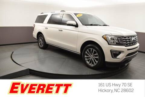 2018 Ford Expedition MAX for sale at Everett Chevrolet Buick GMC in Hickory NC