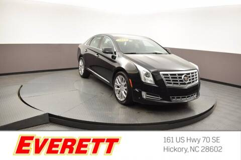 2013 Cadillac XTS for sale at Everett Chevrolet Buick GMC in Hickory NC