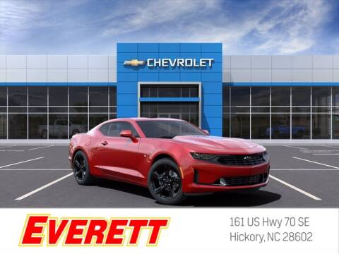 2021 Chevrolet Camaro for sale at Everett Chevrolet Buick GMC in Hickory NC