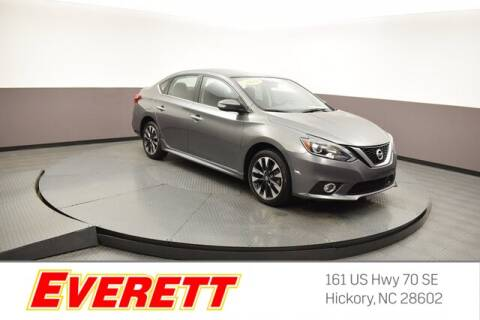 2019 Nissan Sentra for sale at Everett Chevrolet Buick GMC in Hickory NC