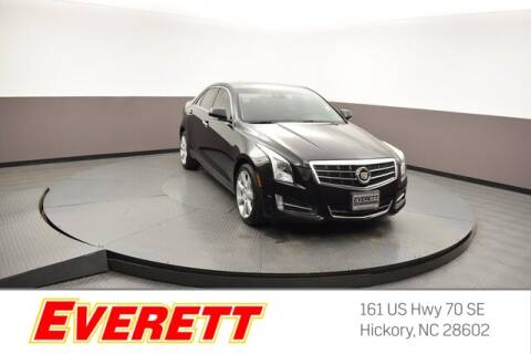 2013 Cadillac ATS for sale at Everett Chevrolet Buick GMC in Hickory NC