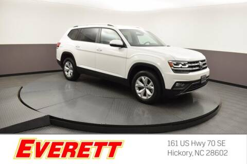 2019 Volkswagen Atlas for sale at Everett Chevrolet Buick GMC in Hickory NC