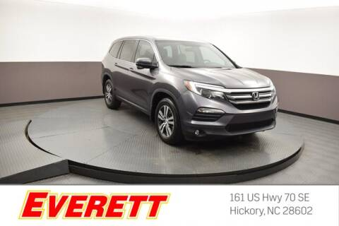 2017 Honda Pilot for sale at Everett Chevrolet Buick GMC in Hickory NC