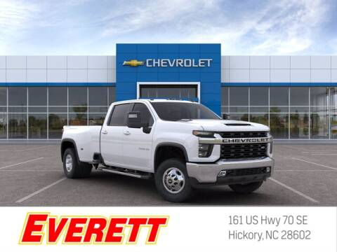2020 Chevrolet Silverado 3500HD for sale at Everett Chevrolet Buick GMC in Hickory NC